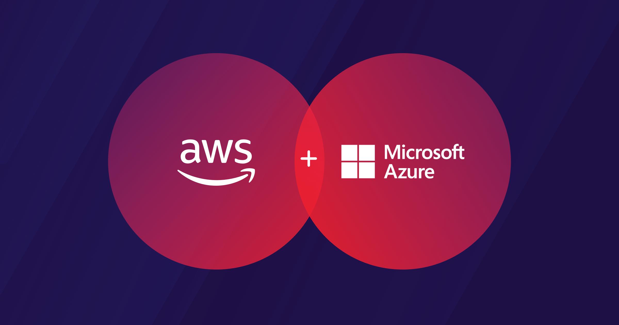 连接AWS和Azure的方法