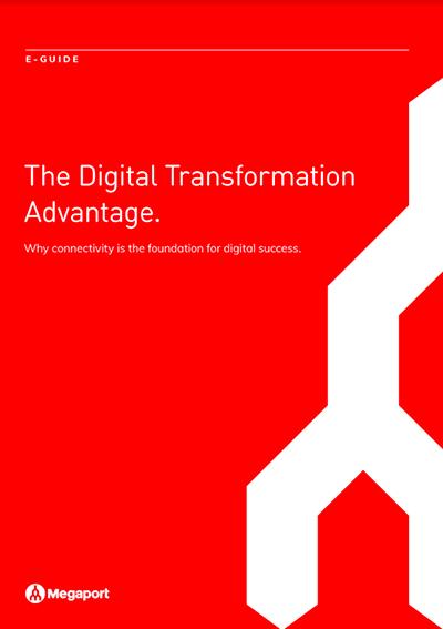 The Digital Transformation Advantage