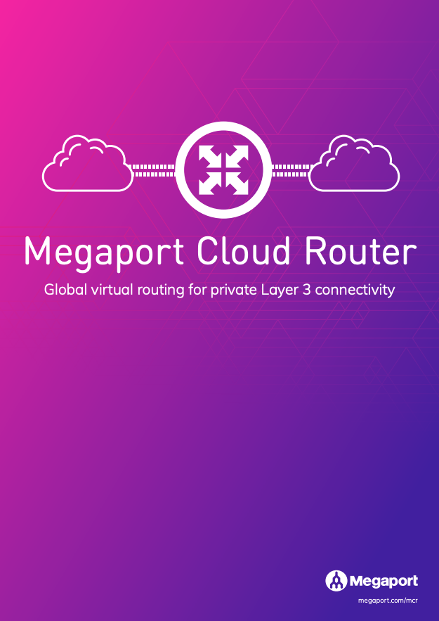 megaport cloud router infopaper
