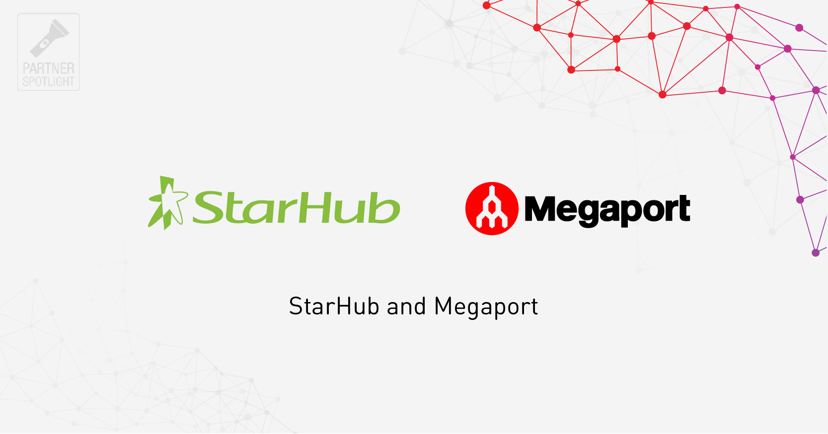 starhub and megaport