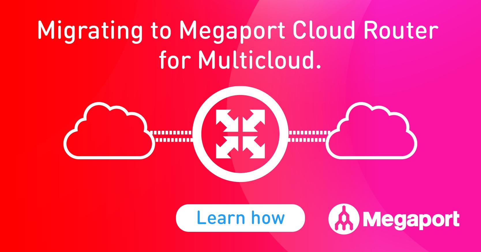Megaport Cloud Router Multicloud