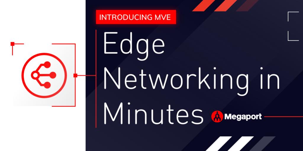 Megaport Virtual Edge MVE Launch Cisco SDWAN Cloud Interconnect