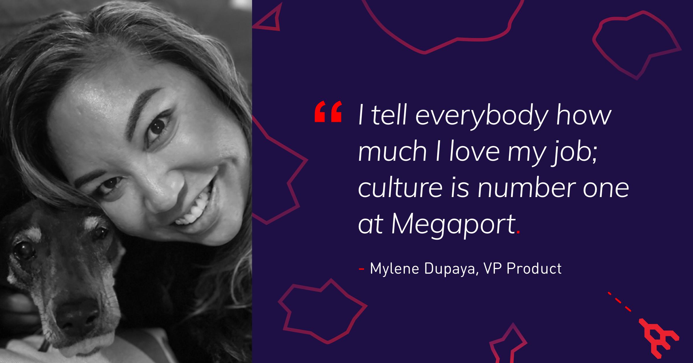 Megaport Success Stories_Mylene Dupaya quote