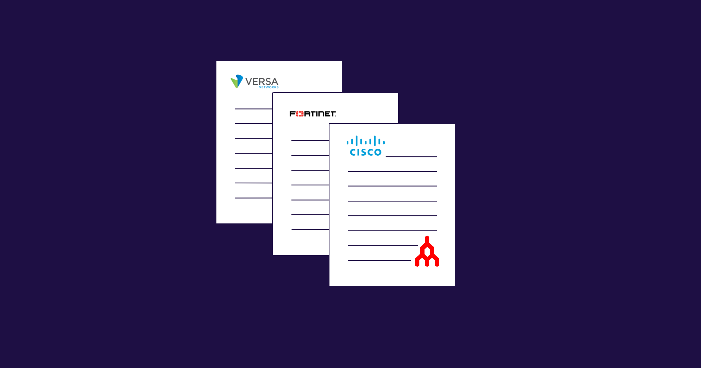 Comparing the SD-WAN Licensing Needs of Major Vendors_Megaport Blog Graphic