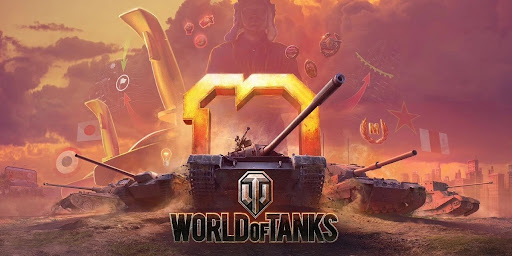 World of Tanks video game graphic